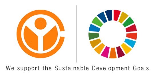 We support the Sustainable Development Goals